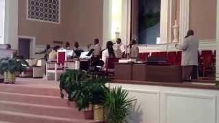 St. Matthew Baptist Church Male Choir