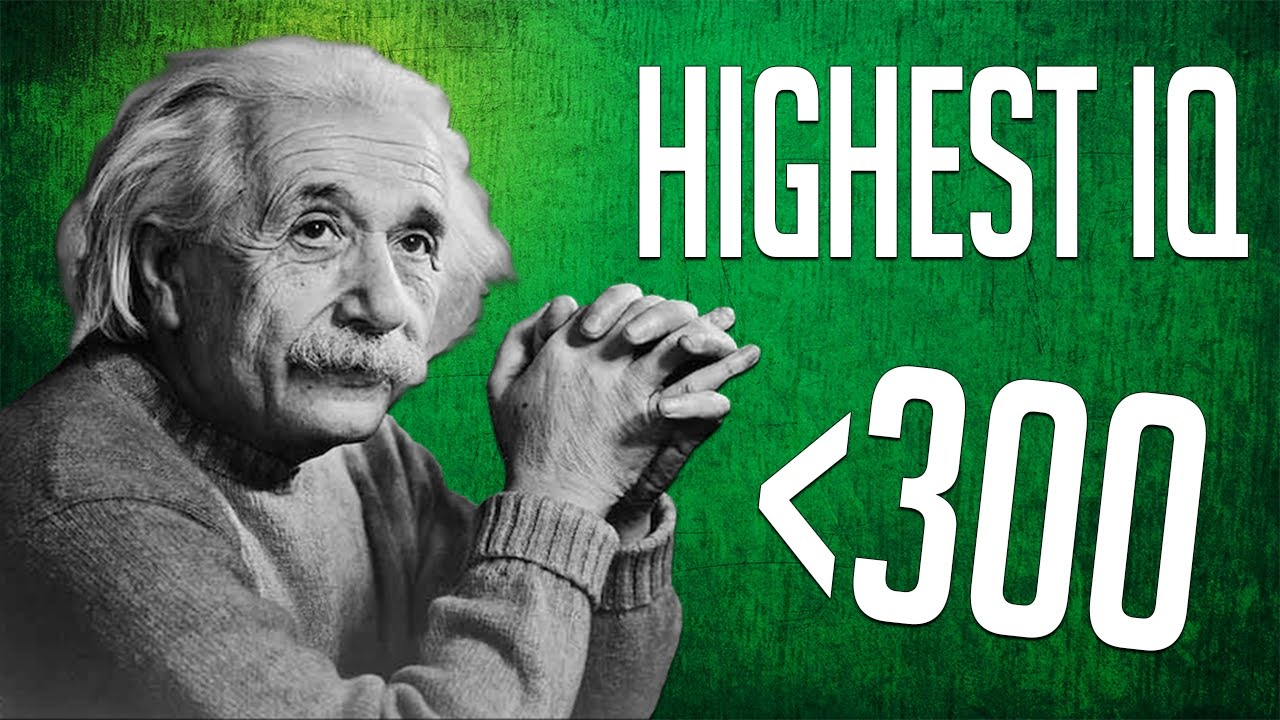 10 People With The Highest IQ In The World 2017