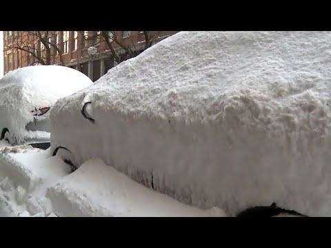 Arctic temperatures blast Midwest and Northeast