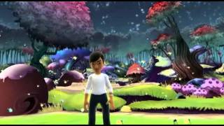 Avatar Kinect The Courteeners Take Over the World Xbox 360