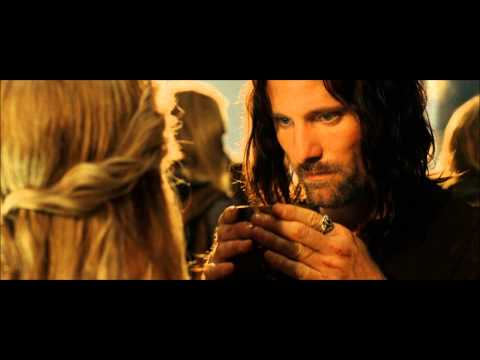 LOTR The Return of the King - Extended Edition - Return to Edoras