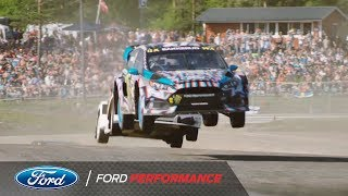 World Rallycross Sweden | Action Recap | Ford Performance
