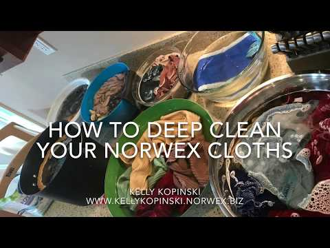 Norwex Deep Clean