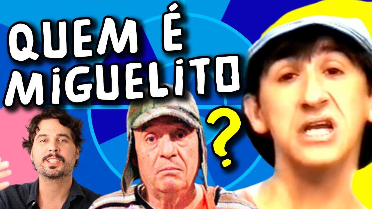 Conheça MIGUELITO, o Chaves da Rede TV!