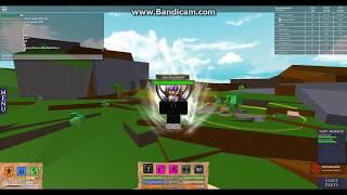 Roblox Elemental Battlegrounds| Air Walk Glitch!!!