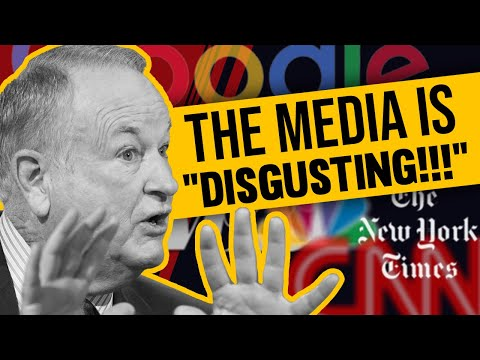 """Bill O'Reilly is """"REALLY ANGRY"""" about media's coverage of election"""