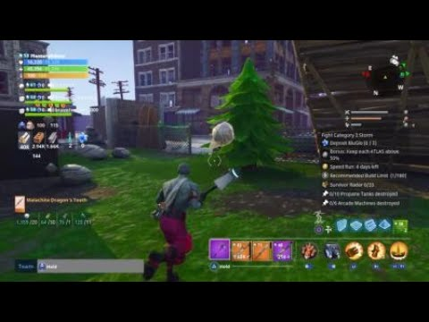 How To Complete Survivor Relay Mission- Fortnite Save The World!