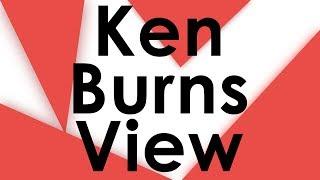KenBurnsView  анимированный фон