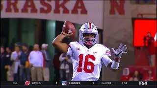 2017 - Ohio State Buckeyes at Nebraska Cornhuskers in 40 Minutes