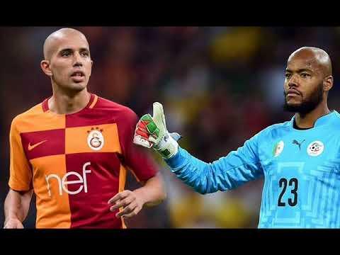 Mbolhi et Feghouli On ne refuse pas la sélection de son pays .