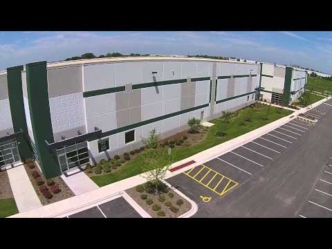 Park 355 Phase II Industrial Development in Woodridge, Illinois