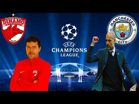 Duel Incins Intre Cosmin Contra si Guardiola In Uefa Champions League