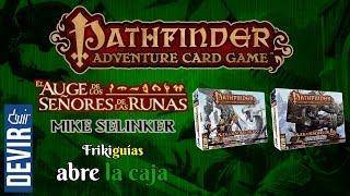 Pathfinder Adventure Card Game - Los Pecados de los Salvadores y Las Espiras de Xin-Shalast