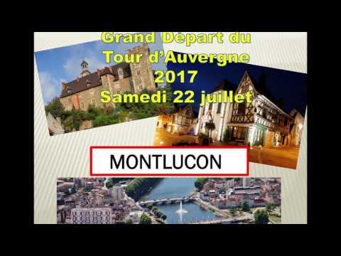 Le TOUR D'AUVERGNE CYCLISTE - Conférence de presse 2017