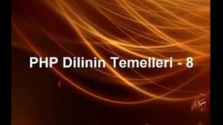 9 44 PHP Dersleri Çok Boyutlu Diziler