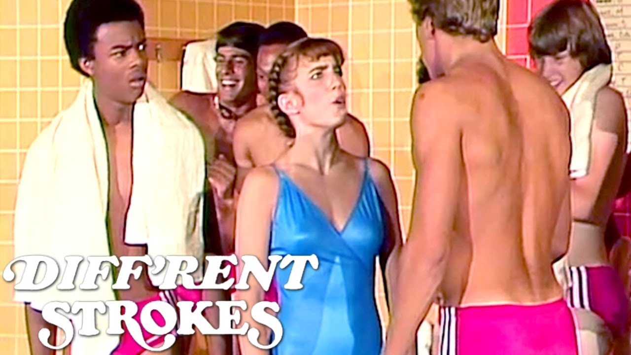 Kimberly Wants To Join The Swim Team | Diff'rent Strokes