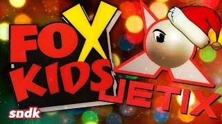 Новогодняя ностальгия по Jetix и Fox Kids