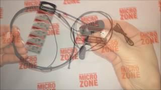 Микронаушник Bluetooth 10mm - Bronze(Обзор комплекта микронаушника: микронаушник Bronze 10мм и Bluetooth гарнитура с выведенным микрофоном. Купить..., 2017-02-07T23:05:15.000Z)
