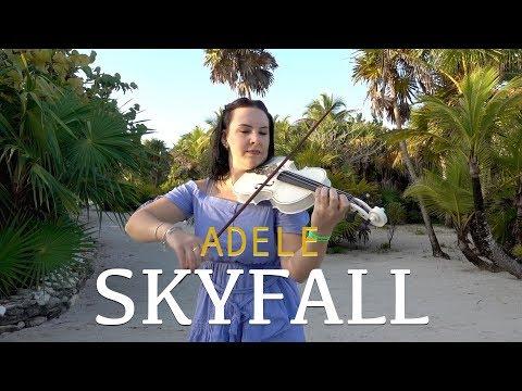 Skyfall  Adele for violin and piano