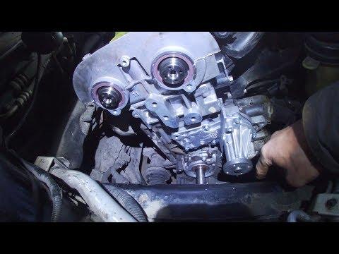 Ford Focus 3 - Замена Ремня ГРМ, помпы, роликов, сальников