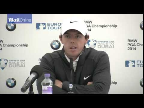 Rory McIlroy 'broke up with Caroline Wozniacki in phone call after telling her he loved her