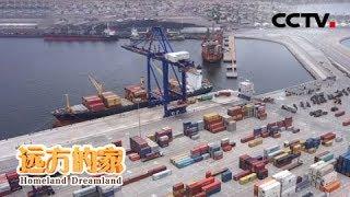 《远方的家》 20200108 一带一路(531)纳米比亚 百年鲸湾有新港| CCTV中文国际