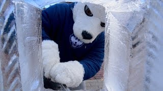 Have an Ice Holiday, UConn!