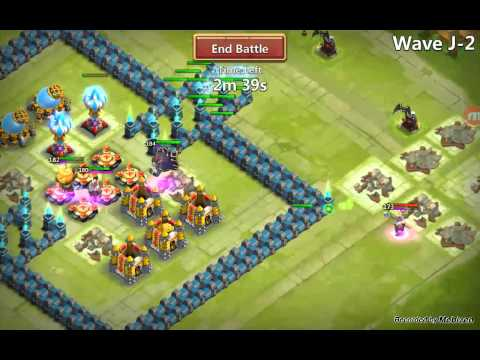 Castle Clash Upgrading Faster 10 Stars Heroes
