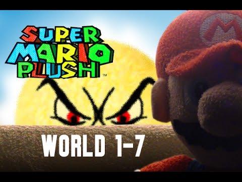 Super Mario Plush World 1-7