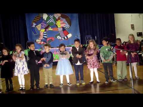 Garden School Winter Show 2015   Elementary Program