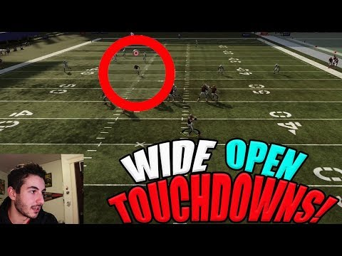 MADDEN AUTOMATIC TOUCHDOWN TUTORIAL!