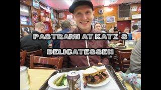 Pastrami at KATZ'S Delicatessen