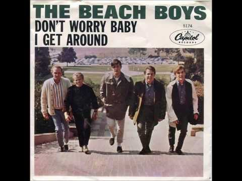 I Get Around , Beach Boys , 1964 Vinyl 45RPM
