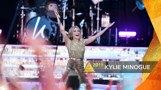 Kylie Minogue - Love at First Sight (Glastonbury 2019)