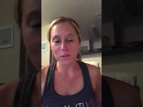 Energy Session with Danielle from Orlando