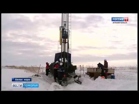 Геологи начали исследовать грунт для строительства глубоководного порта
