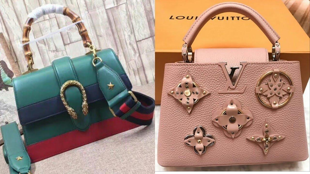 e794cf1308e Los Bolsos Más Bonitos 😍 Tendencias moda 2019 + unboxing de bolsas y  carteras firmas Chanel
