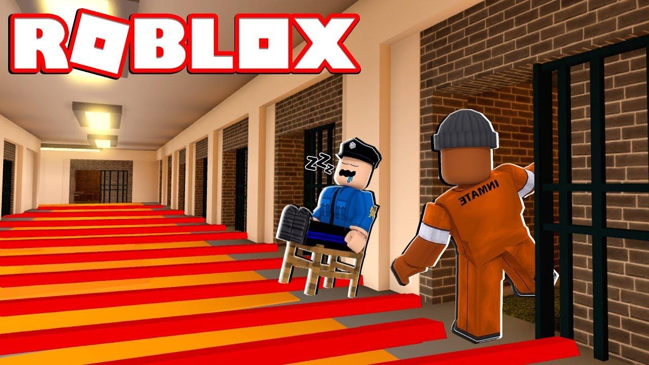 Download ROBLOX PRISON ESCAPE OBBY