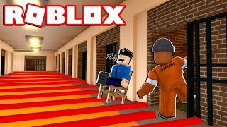 ROBLOX PRISON ESCAPE OBBY