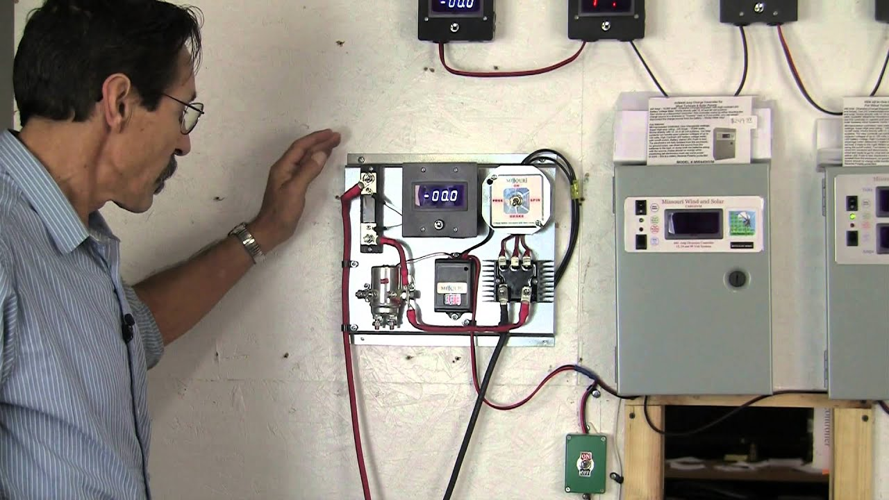 Missouri Wind And Solar New A400 Charge Controller Youtube Diy Panel System Wiring Diagram Premium