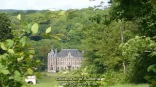 Les Châteaux du Parc Naturel Régional du Vexin français
