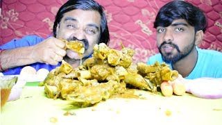 ASMR EATING GOAT BONE MARROW | 2.5 KG Nalli Elumbu Eating Sounds | Indian ASMR |