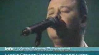 Manic Street Preachers - So Why So Sad (Live)