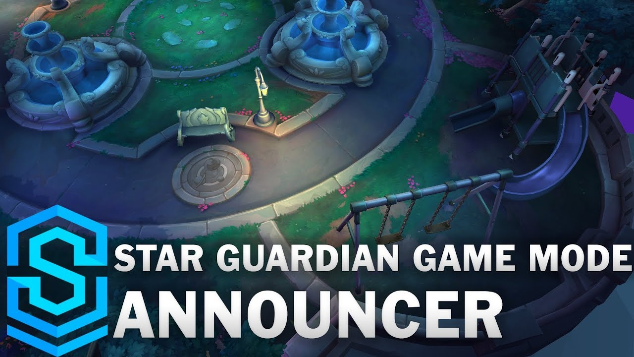 Star guardian game mode announcer youtube star guardian game mode announcer gumiabroncs Images