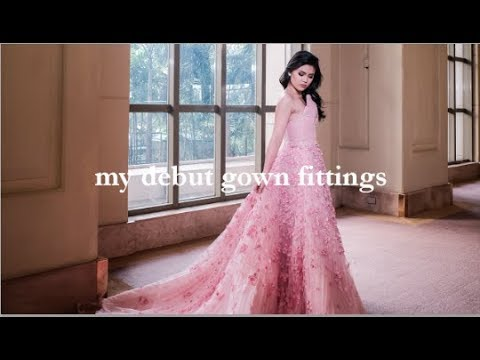 [VIDEO] – My 18th Birthday (Debut) Gowns ft. Filipino Designers | Riana Lago (Philippines)