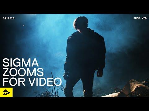 Sigma Art Zoom Lenses for