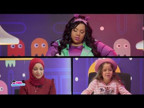 هتموت من الضحك مع شيماء سيف وهي بتوقع بين الطفلة مليكة ومامتها 😁ورد فعل الطفلة عند استبدال والدتها