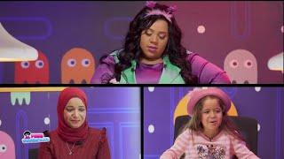 هتموت من الضحك مع شيماء سيف وهي بتوقع بين الطفلة مليكة ومامتها  ورد فعل الطفلة عند استبدال والدتها
