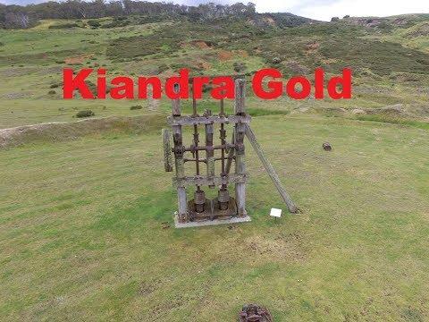 Kiandra nsw new chum hill (by drone)
