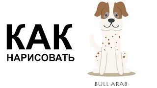 Картинки собак. КАК НАРИСОВАТЬ СОБАКУ карандашом(Как нарисовать собаку поэтапно карандашом для начинающих за короткий промежуток времени. http://youtu.be/bt4UVbGLzik..., 2015-06-25T07:13:43.000Z)